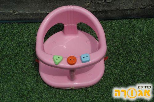 ישבנון לתינוקות לאמבטיה