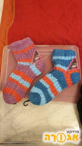 גרביים חמות חדשות לנשים