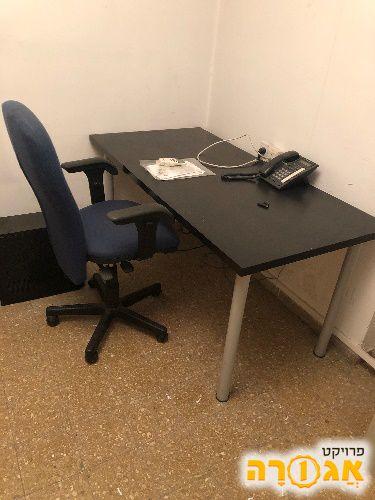 שולחן וכסא משרדי