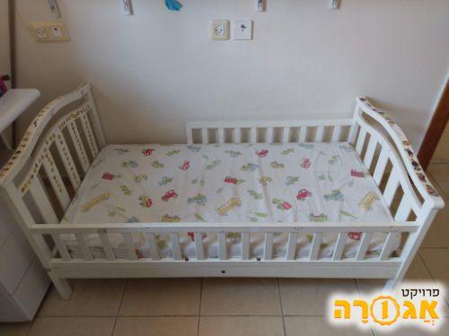 מיטת ילדים - מיטת מעבר