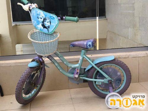 """אופני ילדות 14"""""""