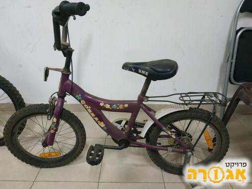 אופני ילדים בנות