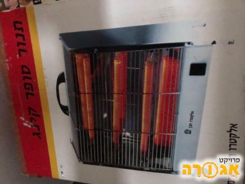 תנור ספירלה חשמלי
