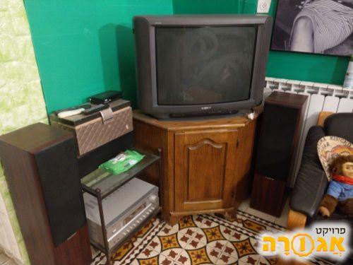 טלויזיה צבעונית 29 אינץ סוני
