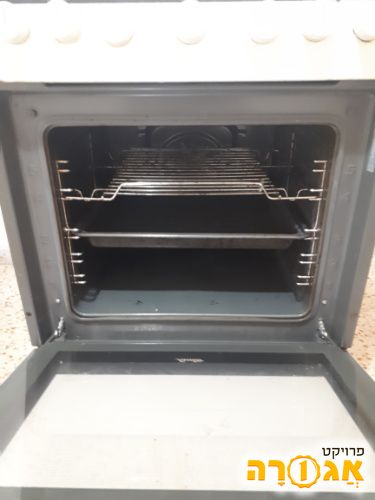 תנור אפייה + כיריים