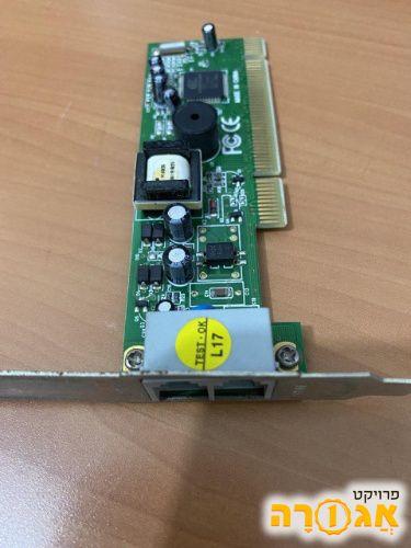 כרטיס רשת חוטית ישן PCI