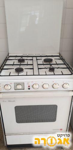 תנור+כיריים גז