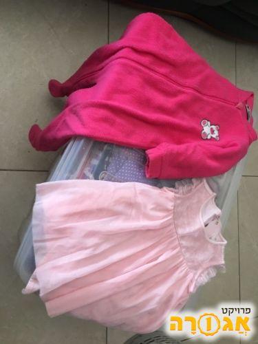 בגדי תינוקות (בנות) 0-2