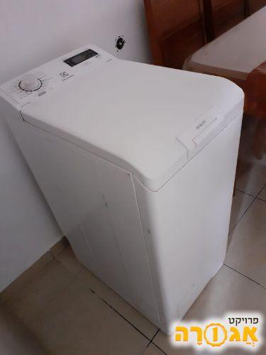 מכונת כביסה פתח עליון
