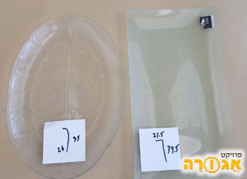 מגשי זכוכית
