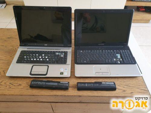 2 מחשבים ניידים