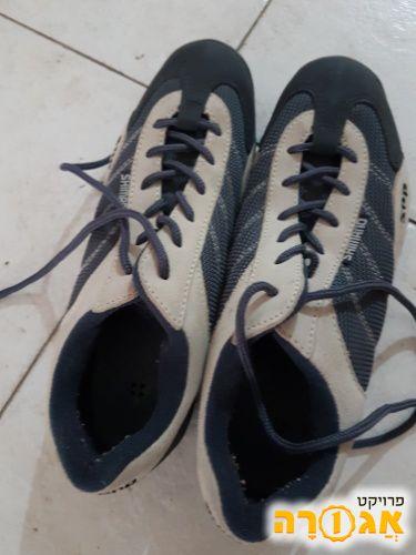 נעלי ספינינג מידה 40