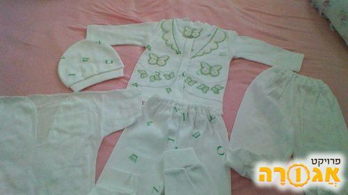 סט חליפה לתינוק