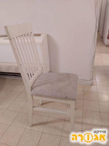 סט 6 כסאות לשולחן אוכל
