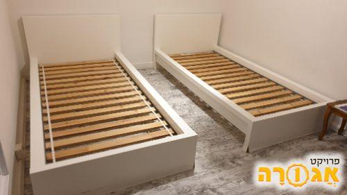 2 מיטת יחיד, איקאה
