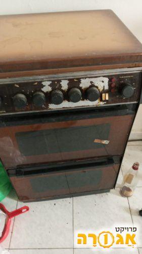 תנור+ כיריים