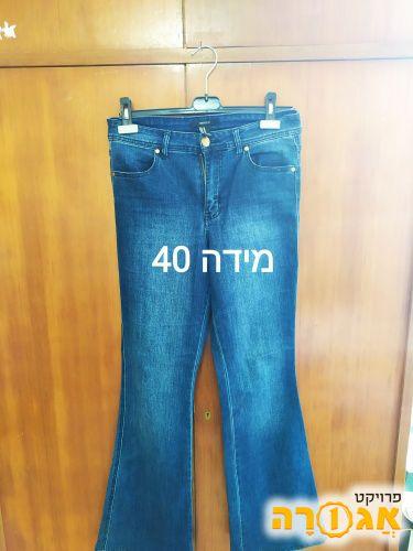 מכנס ג'ינס לנשים