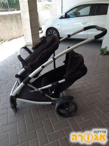 עגלת רכבת לתינוקות