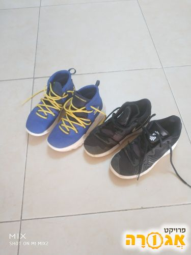 נעלי ספורט כדורסל לילדים