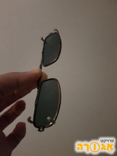 תוספת משקפי שמש למשקפי ראייה