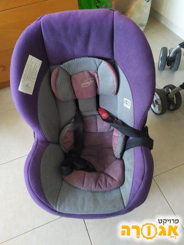 כיסא בטיחות לילד מגיל חצי שנה עד 3