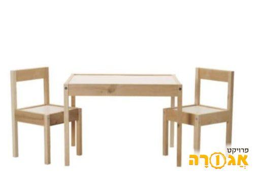 שולחן וכסאות איקאה