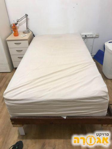 מיטה + בסיס מיטה