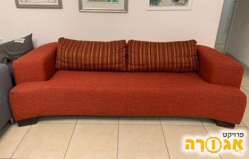 ספה מהממת תלת מושבית