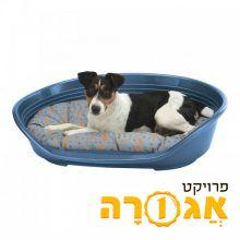 מיטה קשיחה לכלב +כרית