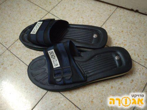 נעלי בית גברים מידה 43